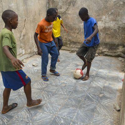 Kono Football Boys